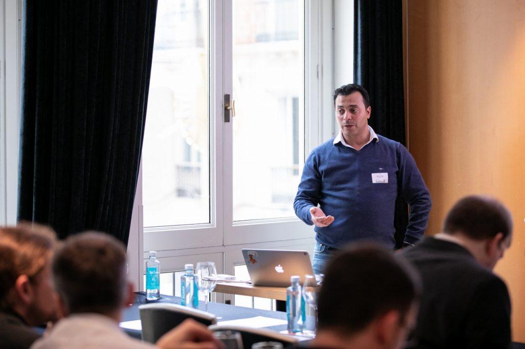 Ramzi Arfaoui ezplatform ibexa symfony consultant developer